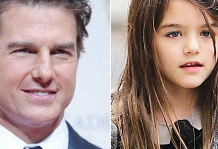 Том Круз на протяжении многих лет не проведывал свою дочь