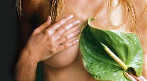 Правильный уход за грудью