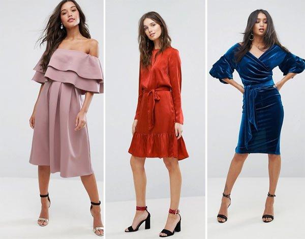 сукні мода 2018