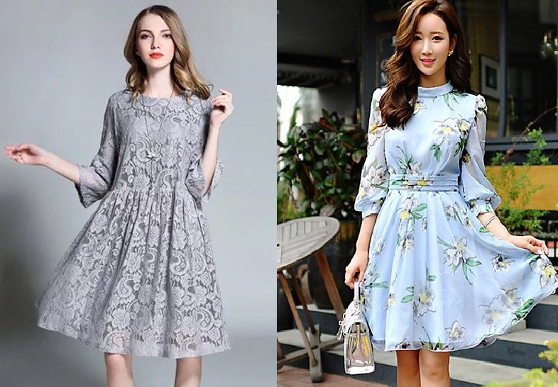 Какие платья будут в моде 2018 года фото