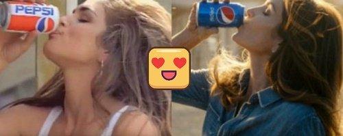 Синди Кроуфорд возвращается в рекламу Pepsi