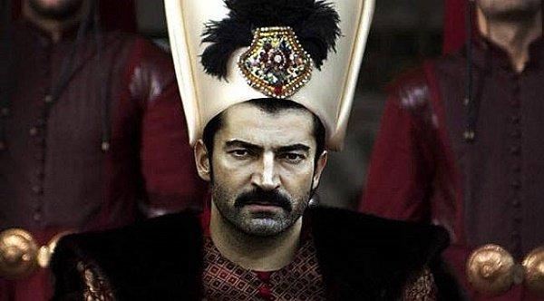 Кенан Имирзалыоглу в сериале Мехмед – завоеватель мира. Фатих