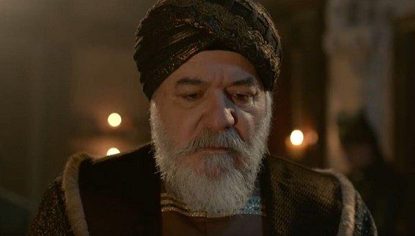 Четин Текиндор в сериале Мехмед - завоеватель мира. Фатих