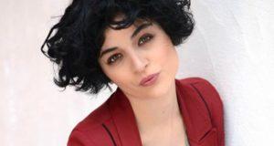 Турецька актриса серіалів Гонджа Вуслатері