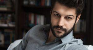 Турецкий актер Серхат Теоман