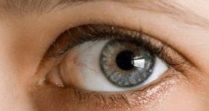 Молочница глаз