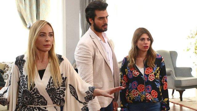 Турецкий сериал о любви Это моя жизнь