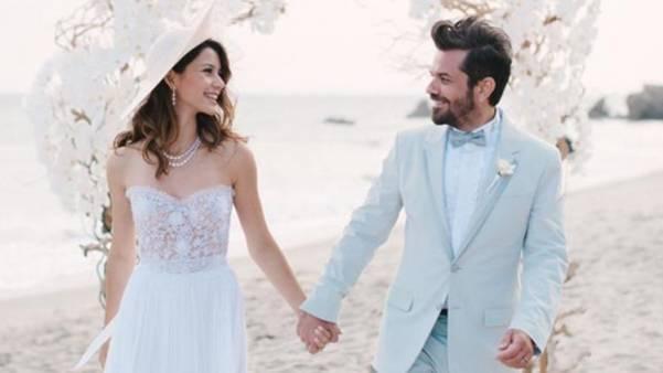 Берен і Кенан весілля зірок