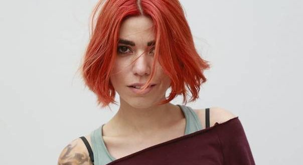 Турецкая популярная актриса Джерен Морай