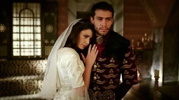 Кёсем и Ахмед