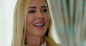 популярная турецкая актриса Аху Сунгур
