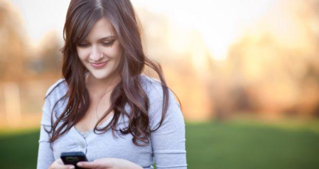 Женский смартфон