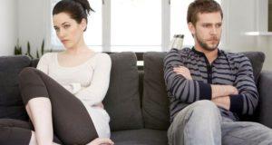 Проблемы с мужем
