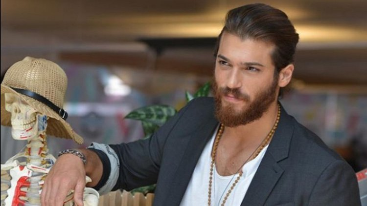 Турецкий актер Джан Яман
