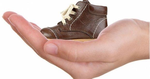 подбор детской обуви