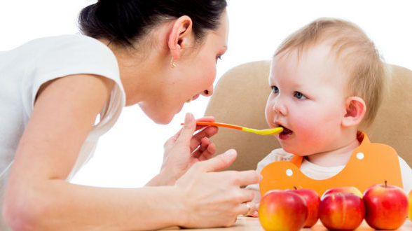 Введение прикорма детям