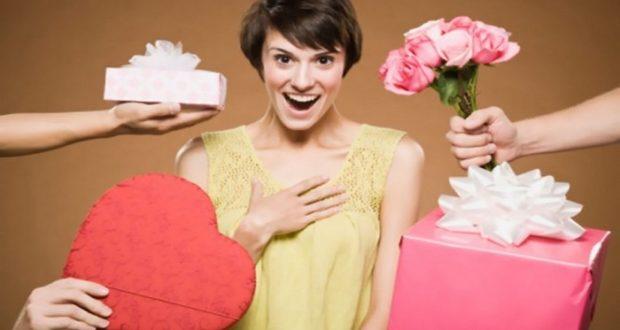 подарки для жены
