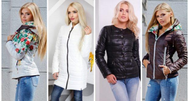 куртки весны 2019