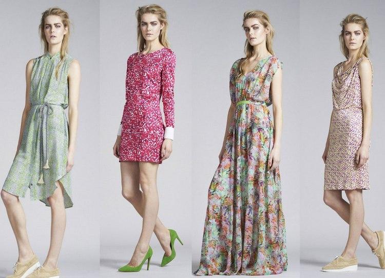 Основные модные тенденции