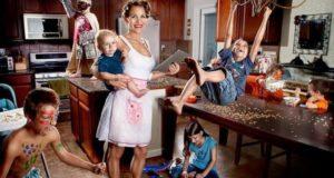 Как должна выглядеть жена дома