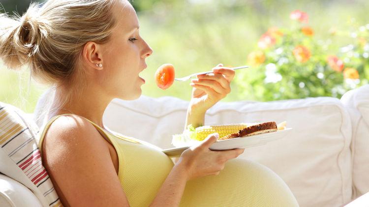 общие правила питания для беременных