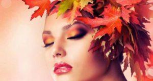 макияж на осень