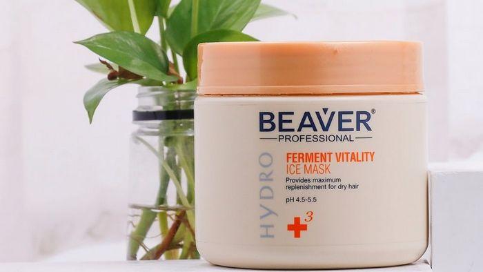 Beaver: «Ferment Vitality Ice Mask»