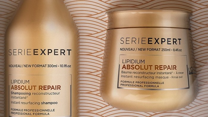 L'Oreal Professionnel: «Absolut Repair Lipidium»