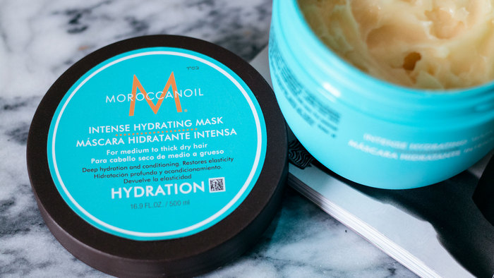 Moroccanoil: «Intense Hydrating Mask»