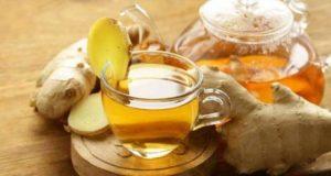 Чай имбирный для похудения