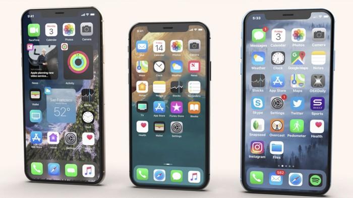 iPhone11 продолжит концепцию iPhone XS