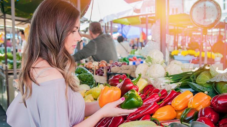 Основные правила выбора свежих растительных продуктов