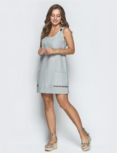 Короткие платья – идеальный выбор для игривого образа