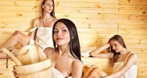 влияние бани на кожу