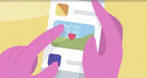О «любовных шутках» социальных сетей