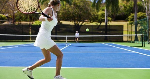 игры в теннис
