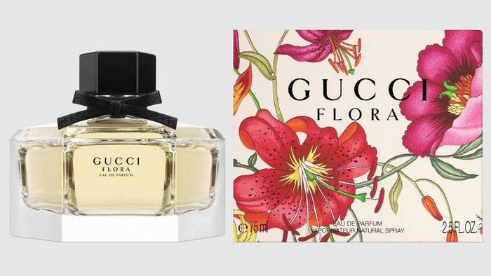 Flora от Gucci