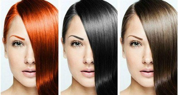 выбрать краску для волос