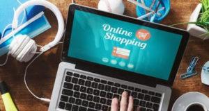 онлайн шоппинг