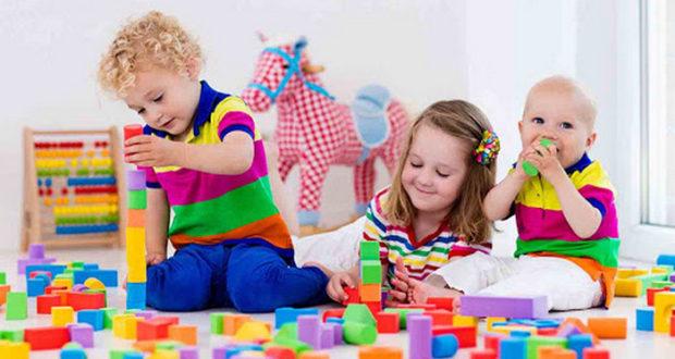 Роль развивающих игрушек