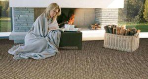 почистить ковролин в домашних условиях