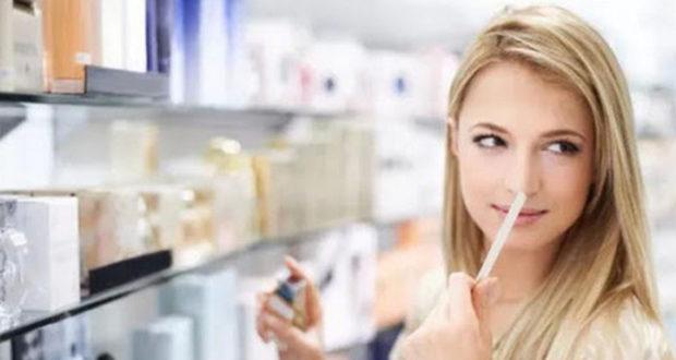 подборе парфюмерии
