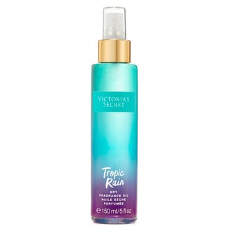 Tropic Rain Fragrance Body Oil