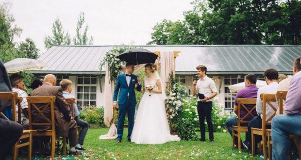 Что лучше для проведения свадьбы